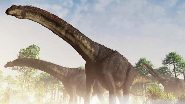 Arjantin'de dev dinozor fosili bulundu